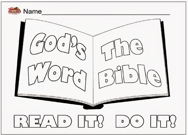 Calvary chapel coloring pages