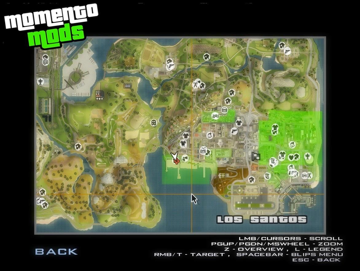 GTA SA - HUD Para GTA SA Estilo GTA V V1