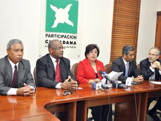 Fadul pide a JCE rechazar a Participación como observador