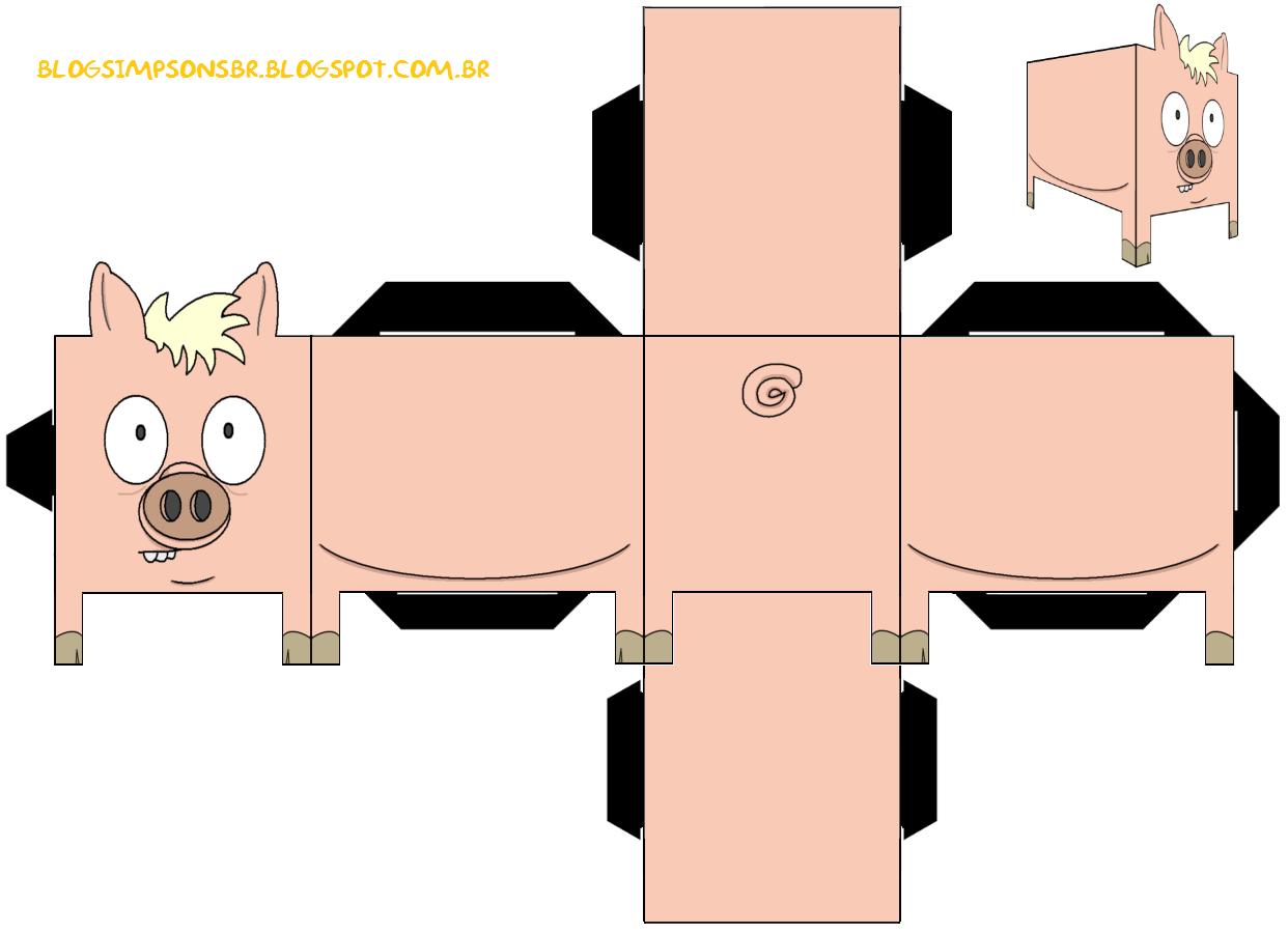 Как сделать копилку из бумаги а4