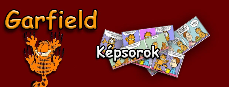 Garfield képsorok