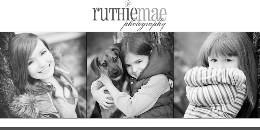 Ruthie Mae Photography (The Blog)