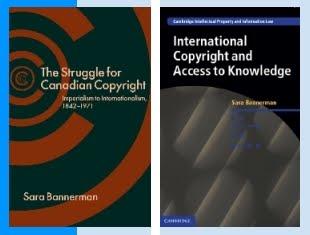 books by Sara Bannerman