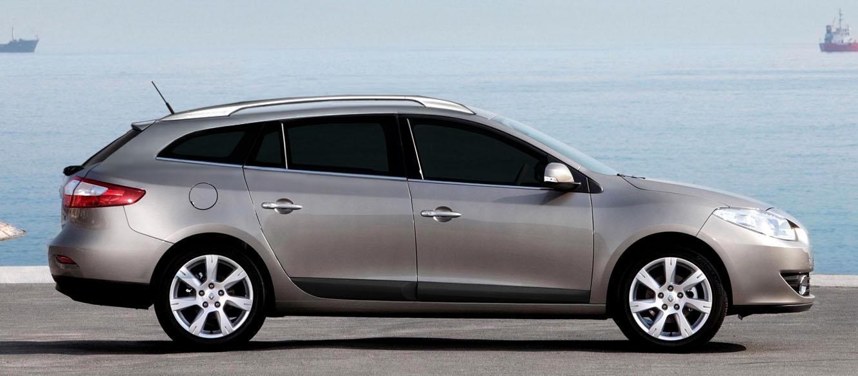 PROJEÇÃO: Renault Fluence Grandtour