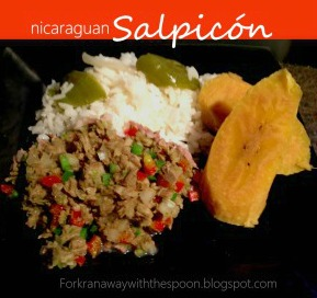 Salpicon (Nicaraguan Minced Meat) Recipes — Dishmaps