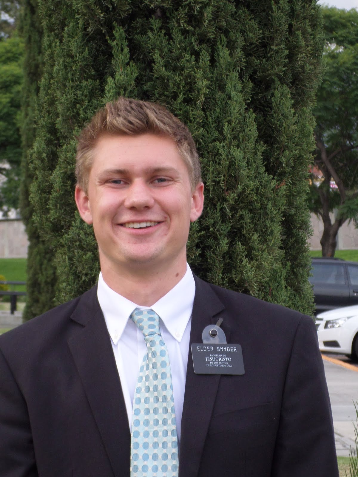 Elder Zachary Snyder
