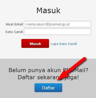 Cara Membuat PNSMail