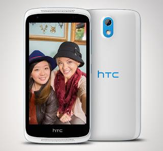 Harga HP Terbaru dan Spesifikasi HTC Desire 526