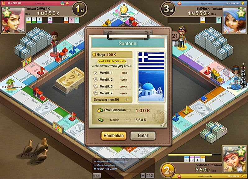 Download Game LINE Let's Get Rich versi PC atau Laptop