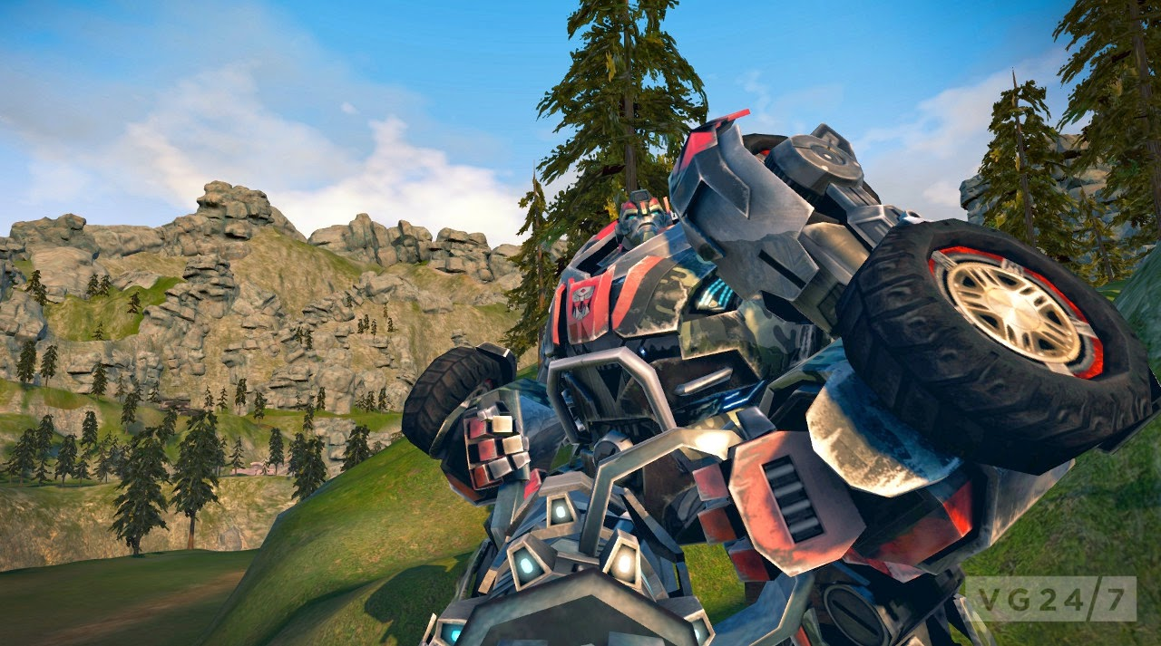 free transformers games no download