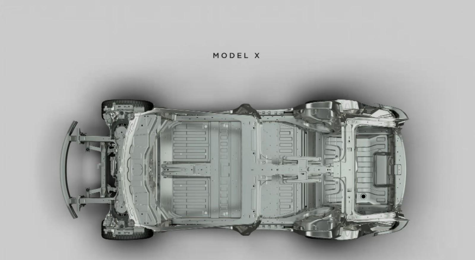 Tesla Model X (2016) 6