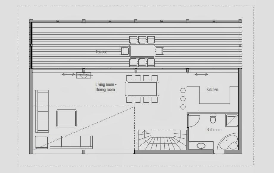 Ch98 raised beach house plan beach house plans for Raised house plans