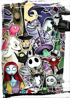 The Nightmare Before Christmas, Tim Burton, Disney, Viggle, Viggle Live, Viggle Mom