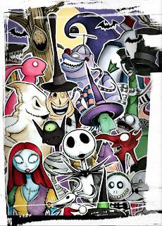 The Nightmare Before Christmas, Tim Burton, Disney, Viggle, Viggle Live, Viggle Mom