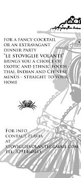 Le Stoviglie Volanti portano l'oriente a casa tua