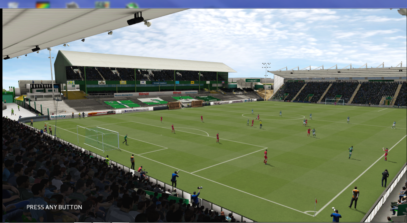 FIFA 15 Stadiums