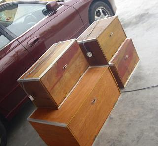 Stock Terkini : Incubator Plywood kapasiti 40biji telor