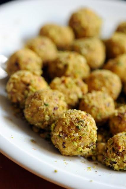 Le vendredi c'est retour vers le futur… Thé et truffes à l'indienne !