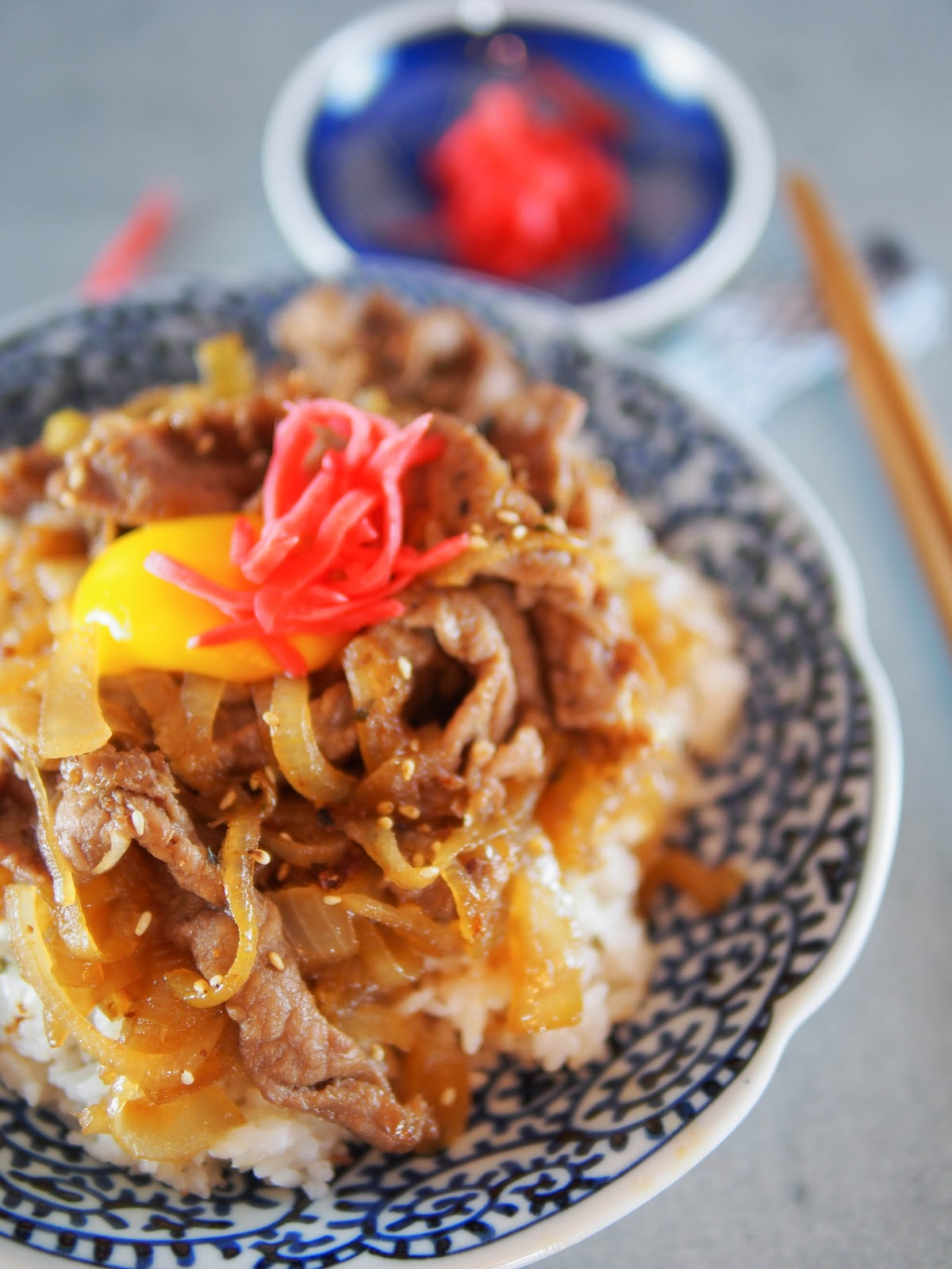 Gyudon Japanese Beef Bowl | Foodmanna