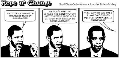Obama the Transformer Separate%2BBut%2BUnequal