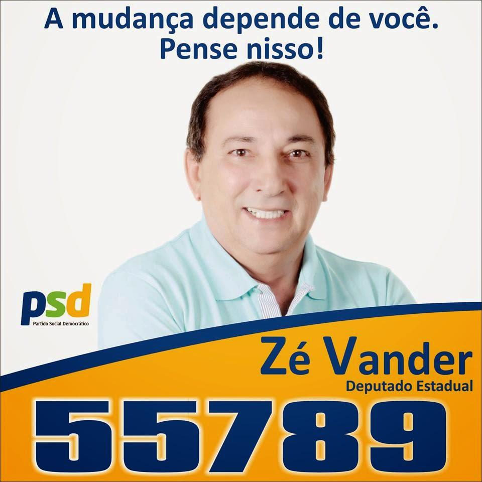 Candidato a deputado estadual
