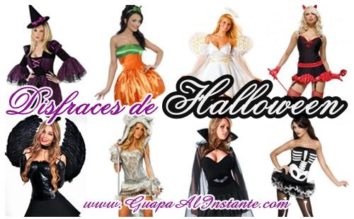 Disfraces sexys para Halloween