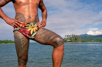 Maori Tattoos