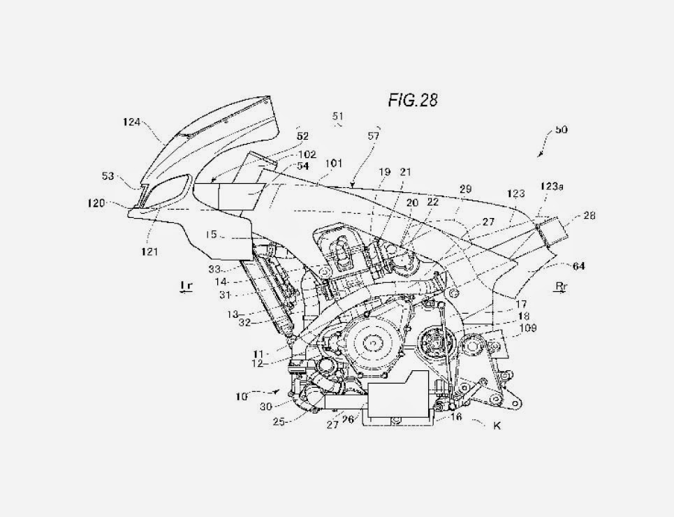 Suzuki Turbo Patent