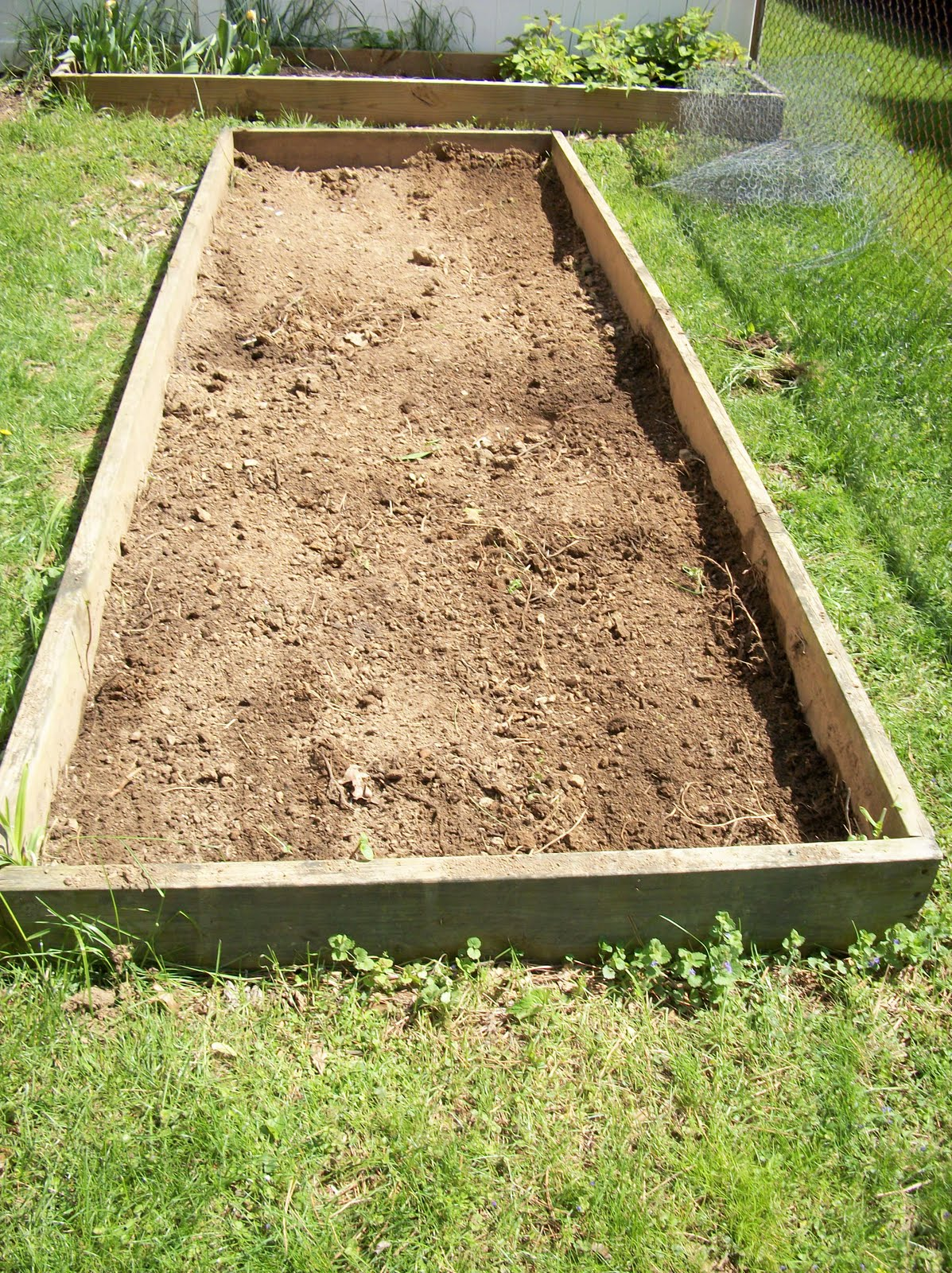 Last Year, I Chronicled My Box Garden Conversion From Random Planting To  The More Calculated Method, Known As Square Foot Gardening. I Had Great  Success, ...