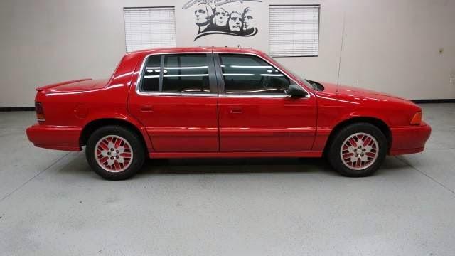 Daily Turismo: 1k: Strangely Appealing: 1992 Dodge Spirit R/T