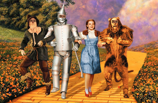 Wildeyes On Wizard of Oz Guys