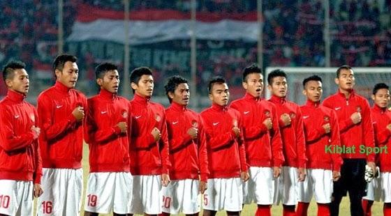 Jadwal Pertandingan Uji Coba Timnas Indonesia U19 Tour Nusantara 2014