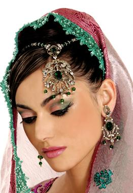 desi bridal beauty 6 Important points to remember for Amazing Bridal Eye Makeup