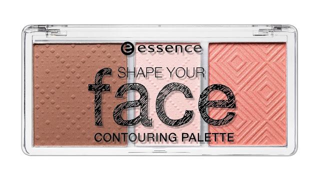 palette contouring essence