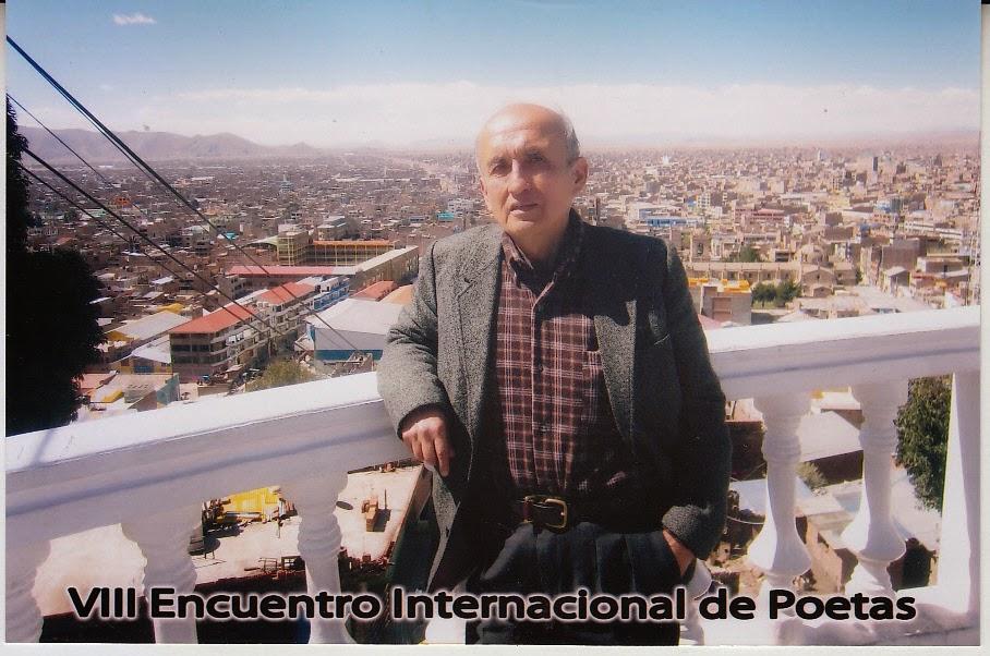 Humberto Pinedo Mendoza: EXITOSO CONGRESO DE POETAS EN JULIACA
