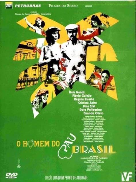 Resultado de imagem para O Homem do Pau-brasil