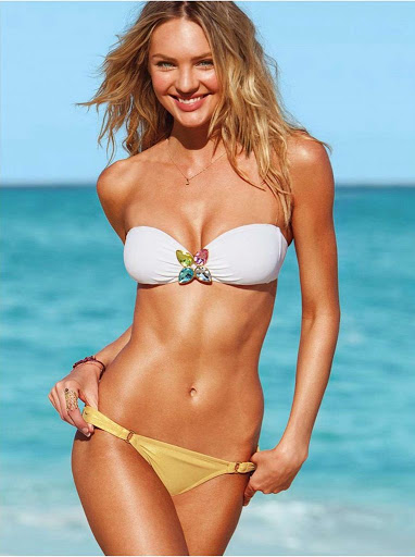 Candice Swanepoel hot bikini body photo for Girls Bravo Magazine January 2016