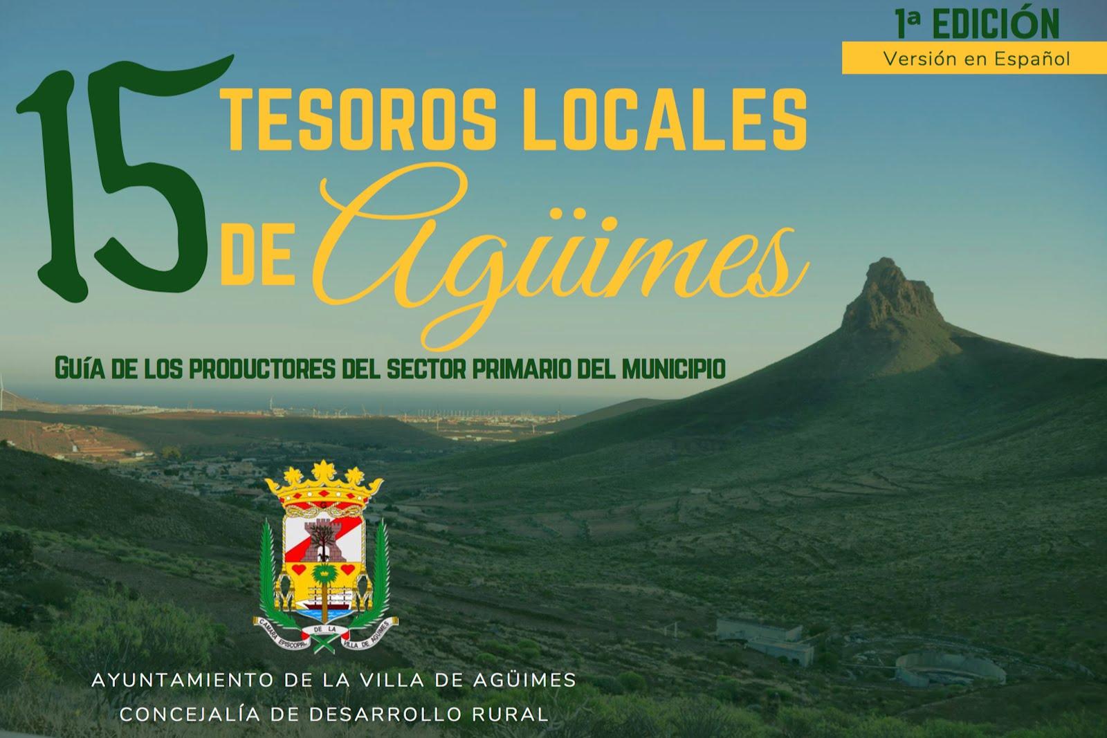 15 Tesoros Locales de Agüimes