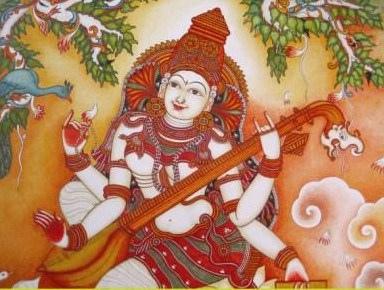 Indian Mural Art Designs : Design Decor & Disha: Indian Art: Mural Paintings Of Kerala