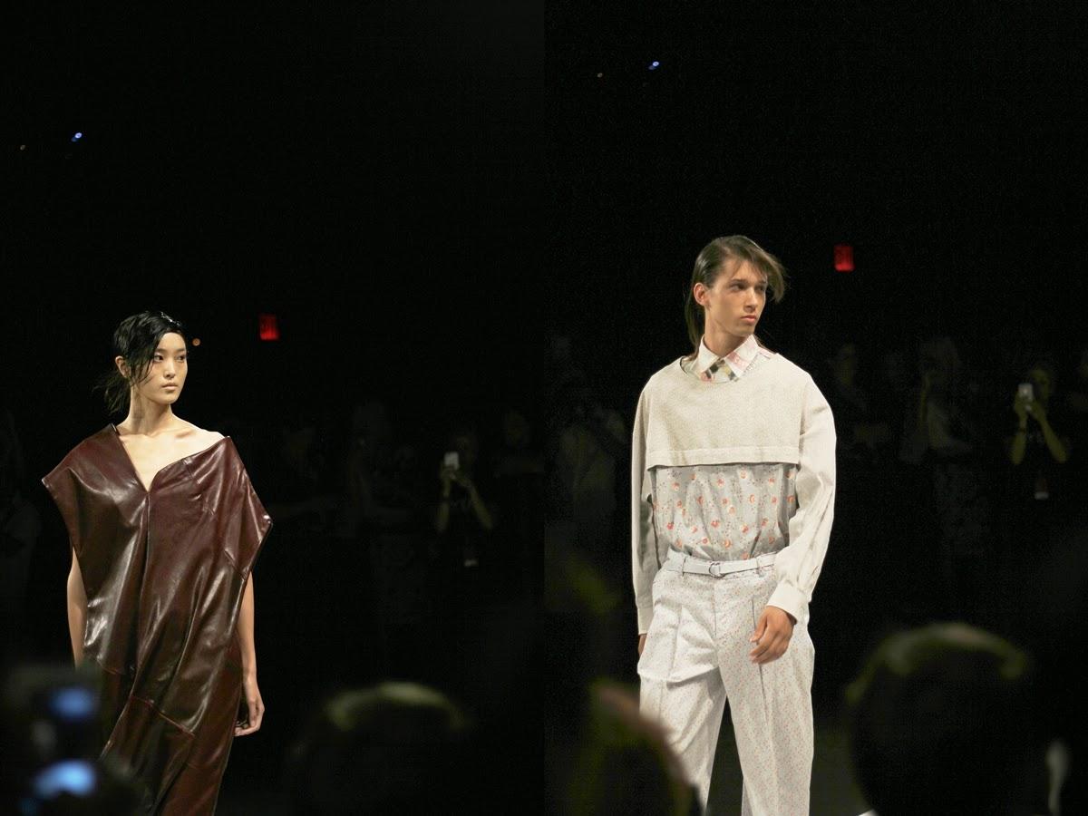 myberlinfashion new york fashion week model design