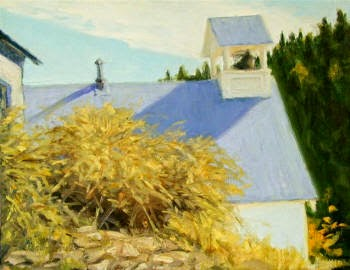 Tiny Colorado Town Sponsors Art Completion To Preserve