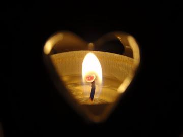 E o meu coração queima por  Ti meu amado...