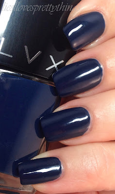 LVX Azzurrum swatch and review