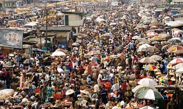 Lagos State Population Increases By 85 People Every Hour - Research