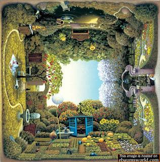 Amazing fantasy painting  صور خيال روعه