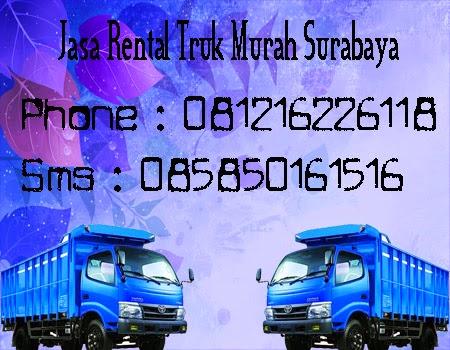 Jasa Rental Truk Murah Surabaya-Bangkalan