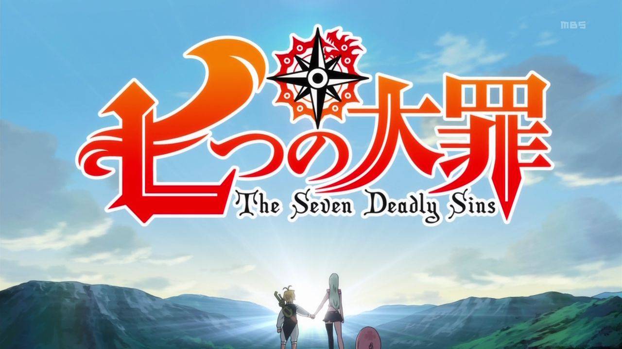 The Seven Deadly Sins - episodio numero 6