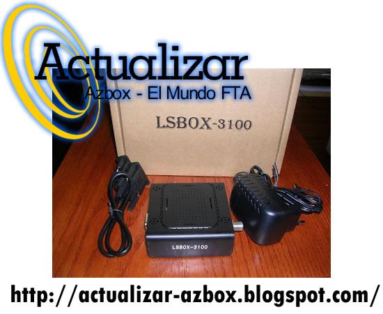 ... dongles STB: LSBOX 3100, Ibox III, PC Radio. Con las Siguientes