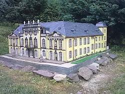 Schloss Molsdorf im Ruhlaer Freizeitparkt mini-a-thür