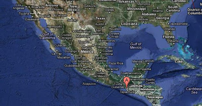 Sismo de 6,3 grados sacude sureste de México, 01 de Mayo de 2012